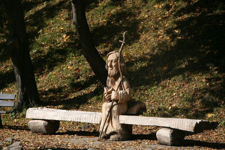 Jesień w Szczyrku.