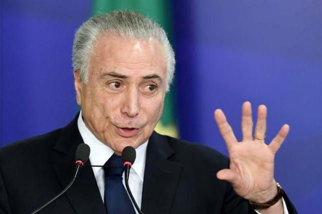 'Reforma não será tão abrangente' afirma Michel Temer http://ift.tt/2ug0OIU