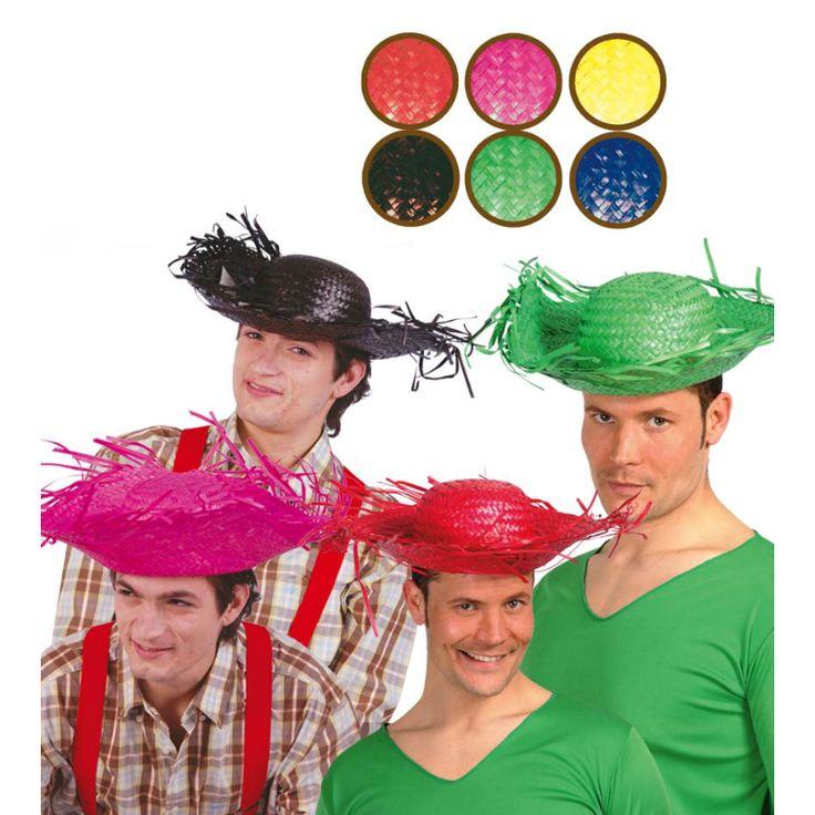 Sombrero de Espantapájaros #sombrerosdisfraz #accesoriosdisfraz #accesoriosphotocall