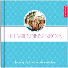 In het Vriendinnenboek beantwoord jij samen met je vriendinnen leuke vragen voor een jarige, trouwende of jubilerende vriendin. Leg al jullie mooie momenten en herinneringen vast met vragen over jou, haar en jullie vriendschap. Al vanaf €12,50! Op http://www.belmondo.nl/vriendinnenboek.html