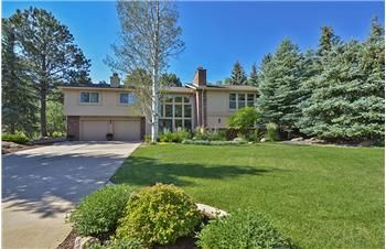 Great price, updates, setting & location on this Colorado Springs School District 12 home for sale