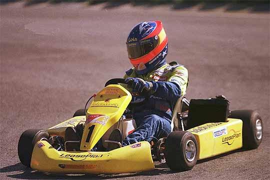 En 1996 se proclamó campeón de España, del Trofeo Estival de Italia, del Marlboro Grand Prix y del Campeonato del Mundo Júnior.