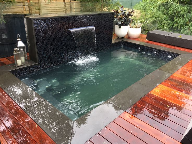 I'm thinking about creating my new backyard retreat with a swimming pool, but I don't quite know where to start.