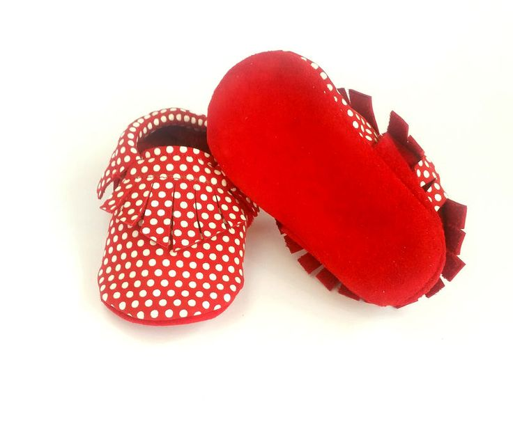 Moks- baby leather moccasins