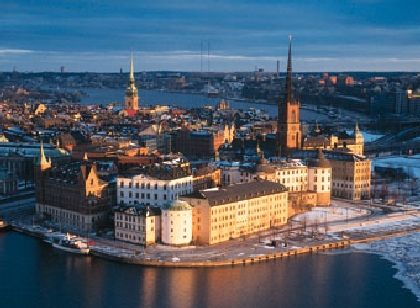Stockholm - best city in Europe