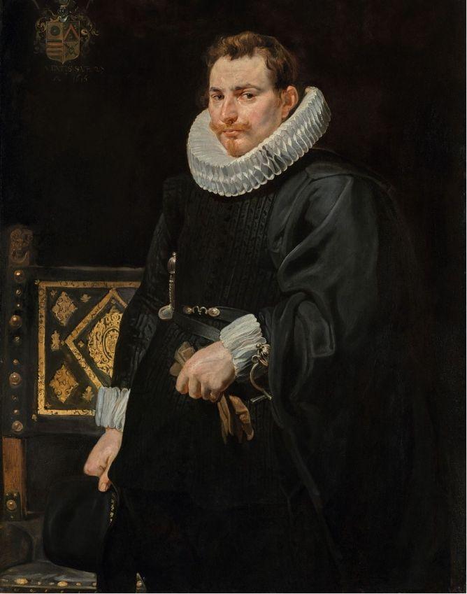 portrait of Jan Vermolelen