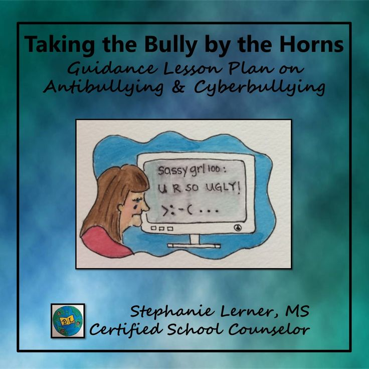 mental health counselor resume%0A Taking the Bully by the Horns  Guidance Lesson on AntiBullying  u      Cyberbullying