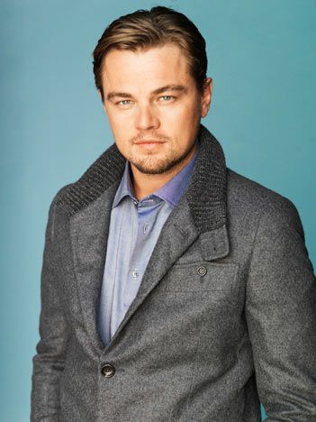 Leonardo DiCaprio...besides Christian Bale, the best actor in our generation. Yes?