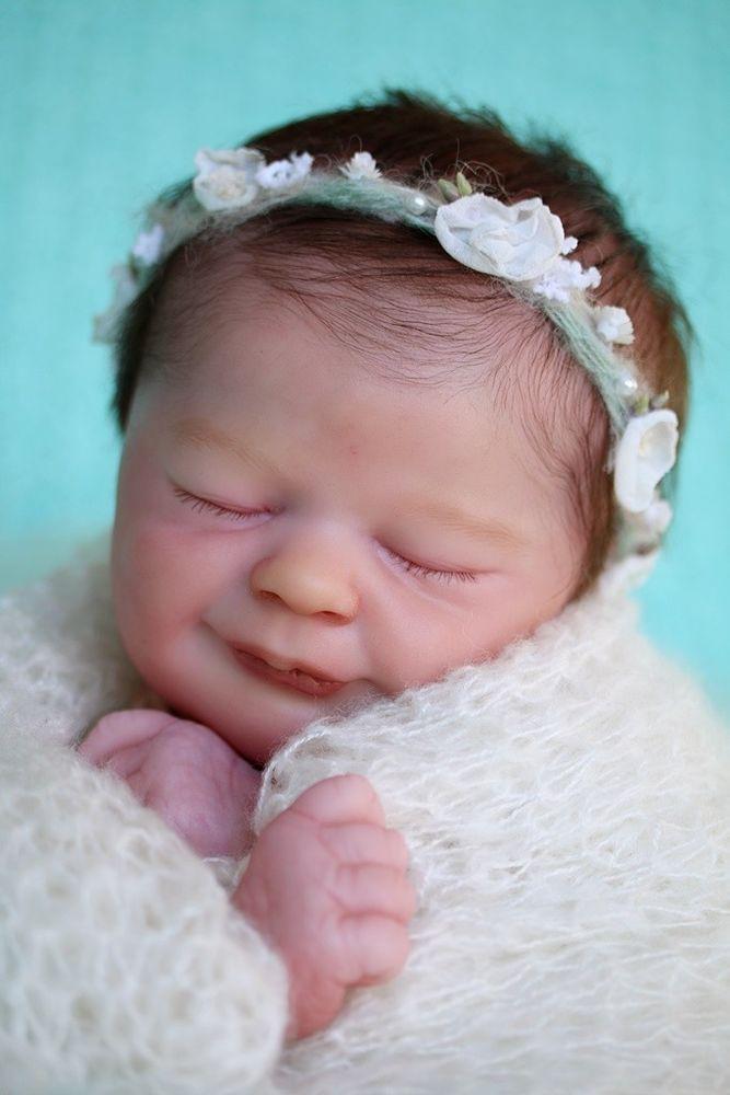 Sweet Prototype *Realborn Kyrie by Bountiful Baby *Reborn*Jacqueline Kramer | eBay