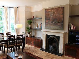Charming Edwardian one bedroom flat, Chiswick, West London