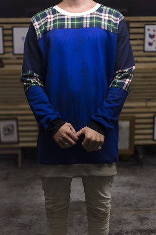 Blue Crew | Clothes I've Made Limited
