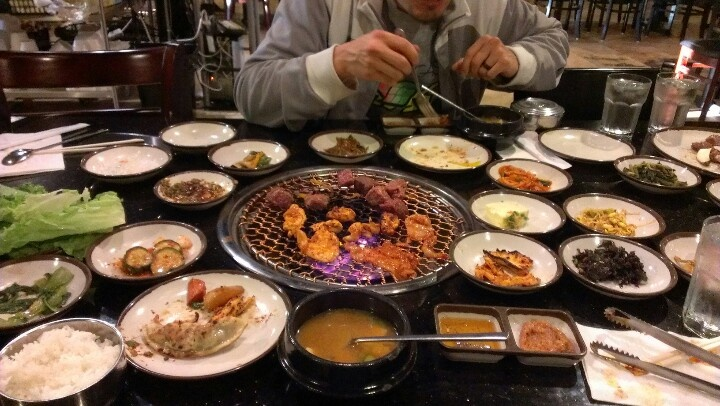 Korean BBQ chicago