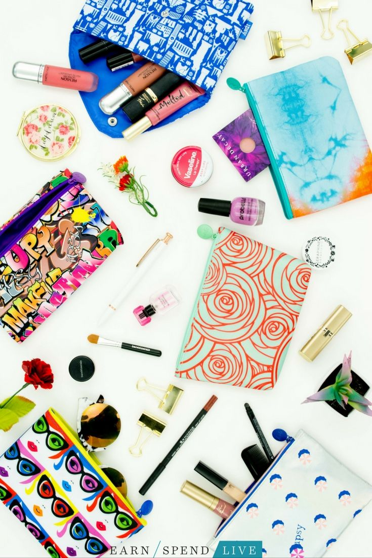 Two years and 24 Glam Bags later, the honeymoon phase is well over. If you're looking for a new home for your Ipsy Glam Bags, here are the best ways to repurpose them.