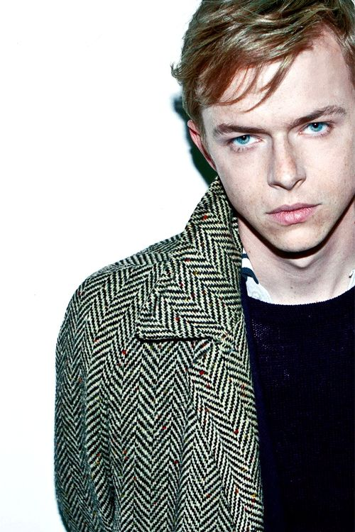 Dane DeHaan. Prada boy, aquarian with sultry voice