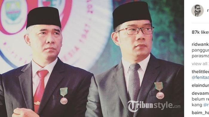 HUT Kemerdekaan RI - Ketika Sandal Melayang ke Arah Muka Wali Kota Ridwan Kamil