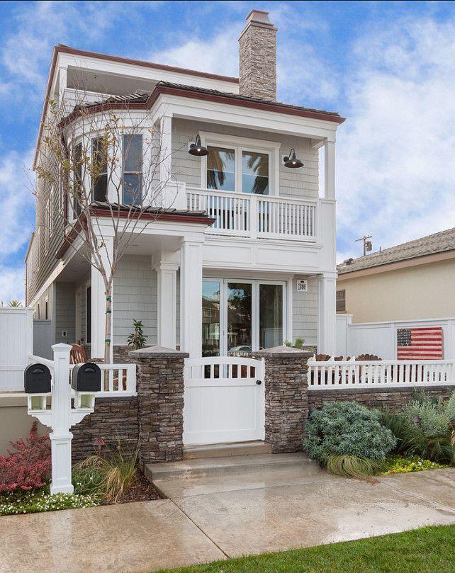 Blue Gray Exterior Paint Colors 102 best exterior house colors images on pinterest | exterior