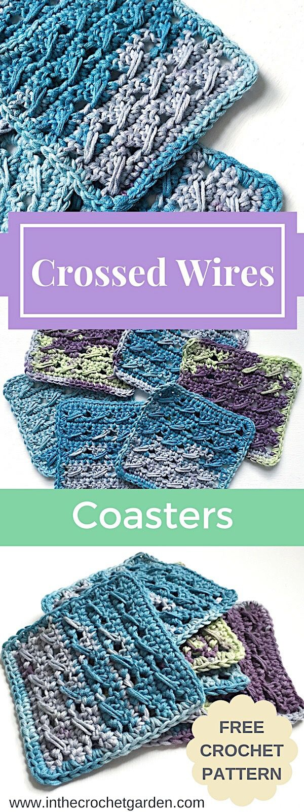 451 Best Coasters Placemats Napkin Rings Images On Pinterest Crochet Coaster Patterns Diagrams A Few Pretty Snowflakes Crossed Wires