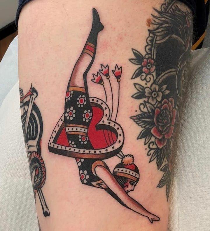 "Tattoo Media Ink on Instagram: ""Tattoo work by: Matt Houston!!!) #skinart #skinartmag #tattoorevuemag #sharon_alday"