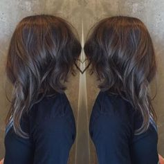 super long asymmetrical bob - Google Search