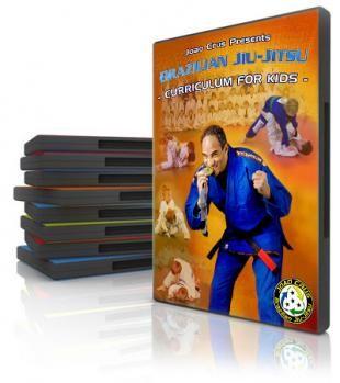 Joao Crus Brazilian Jiu-Jitsu   Ages 5-7