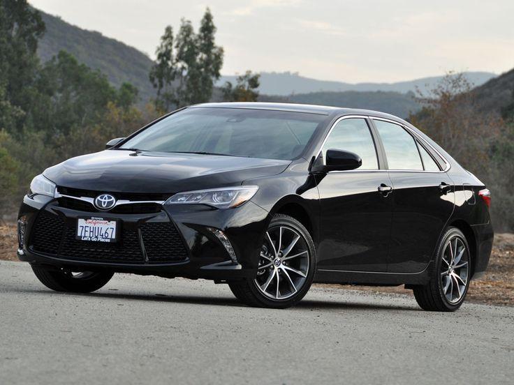 <b>2015</b> <b>Toyota</b> <b>Camry</b> - Test Drive Review - CarGurus