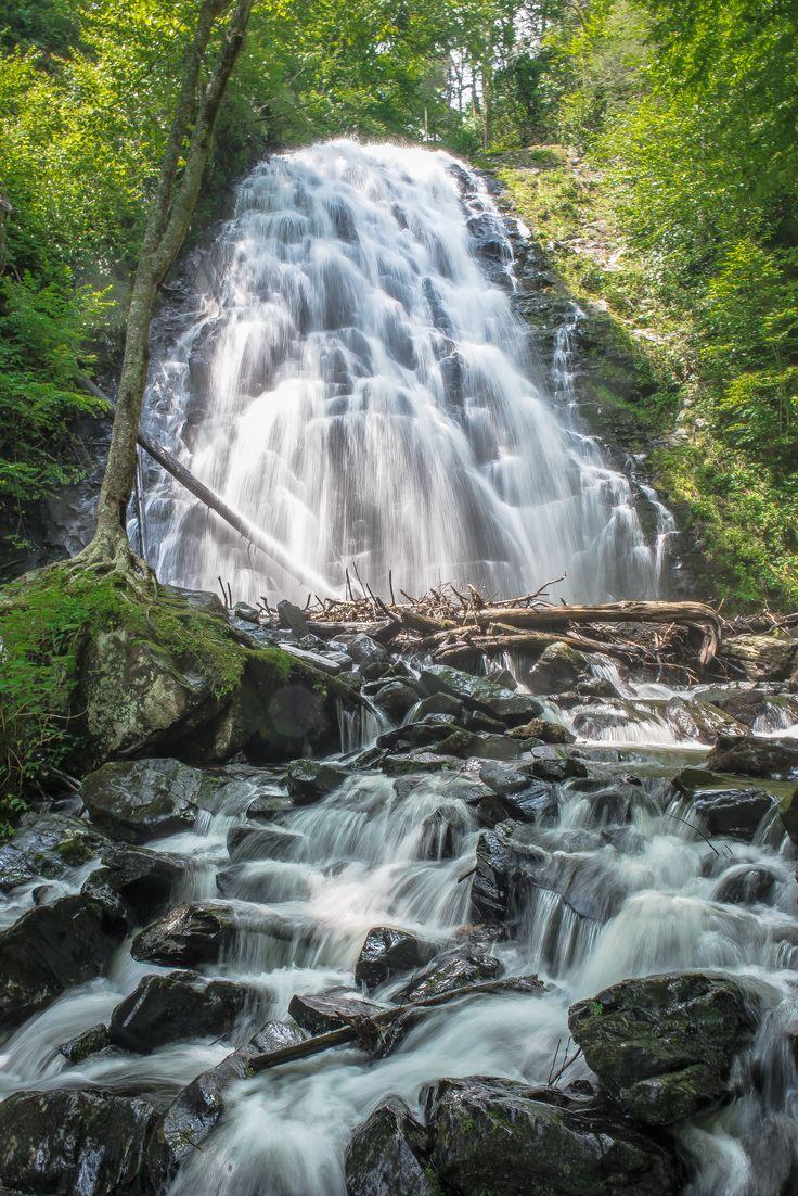 Crabtree Falls North Carolina  @Amy Newcomb WE MUST GO HERE!