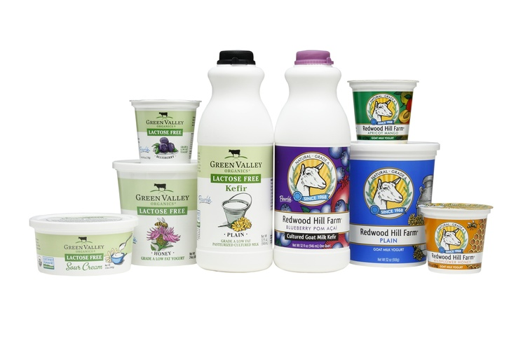 Lactose free..fabulous products!