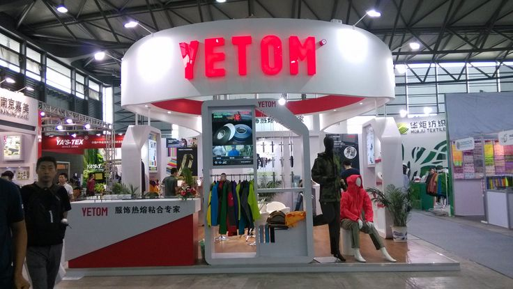 https://flic.kr/p/vtz1GM | Stand Builder in China for ISPO (5) | YiMu Exhibition Services - China Exhibition Contractor   ISPO SHANGHAI Date: JULY 2-4, 2015 City: Shanghai, China
