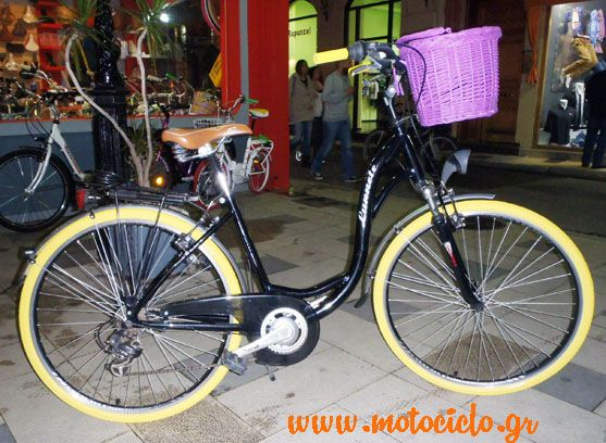 Artemis' personalized bike...