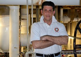 Rutgers Boiler Engineer Frank Lisi Produces, Directs, Acts in Films