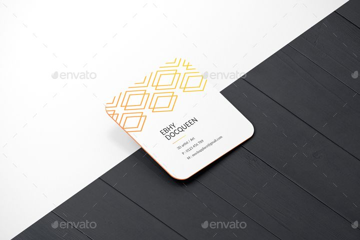 Square Business Card Mockup Business Cards Mockup Psd Business Card Mock Up Embossed Business Cards