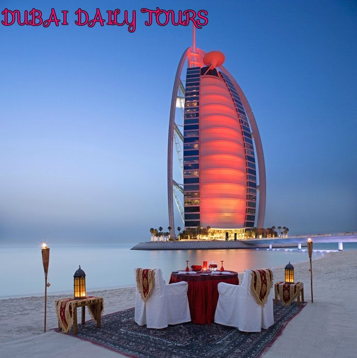 Enjoy a personalize tour guided by Dubai daily tours. Refresh yourself with Dubai excursions trip and explore Dubai's most famous places like Burj Khalifa, Desert safari, Dinner at Dhow cruies and some more places.