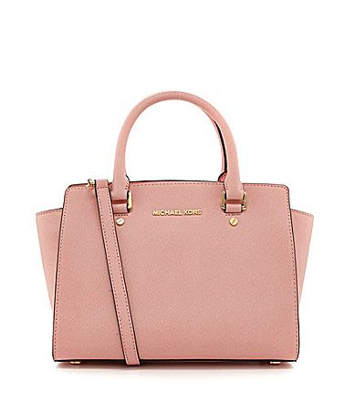 MICHAEL Michael Kors Selma Medium Convertible Satchel | Dillards.com