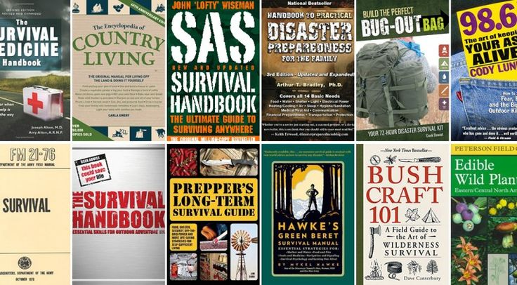 10 Best Survival Books That Can Save Your Life