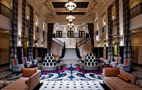 21 Best Hotel Lobbies Staircases Images On Pinterest