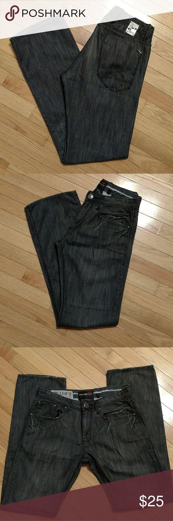Projek Raw Men's Jeans Men's Jeans From Buckle's Projek Raw line. Black wash. Size 32. Excellent used condition. Projek Raw Jeans