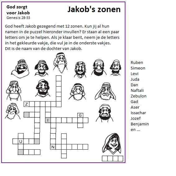 Jakob's zonen