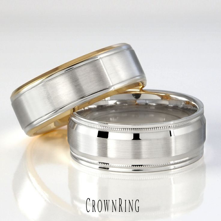 A Classic Mens Wedding Band For Your Man Perhaps