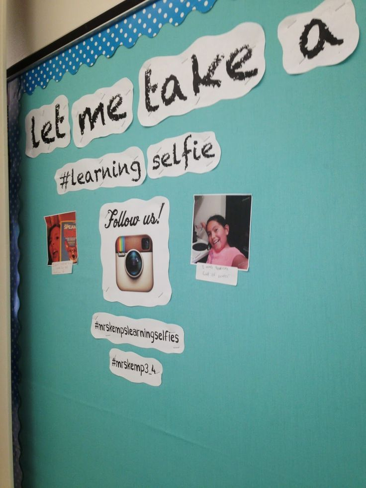 Teaching With Selfies                                                       …