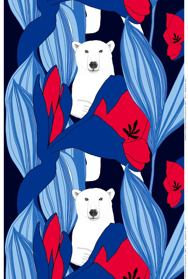 Happy 60th anniversary to Marimekko!