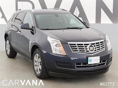 2015 Cadillac SRX SRX Luxury Collection BLUE 2015 SRX with 32202 Miles for sale at Carvana