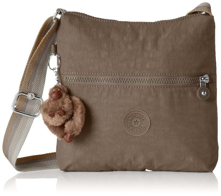 Kipling Zamor - Borse a tracolla Donna, Blau (Pastel Blue C), One Size: Amazon.it: Scarpe e borse