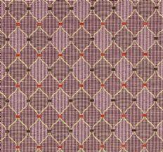 Prestigious Textiles    Dumfries Fabric - Mulberry 1232/314
