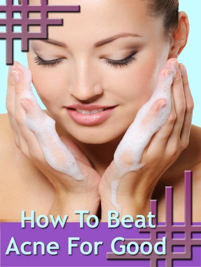 How to Put an End to Acne for Good!        Acne is a very painful experience for those that have to deal with it.     For some individuals it will last only for a few years through their teenage years.