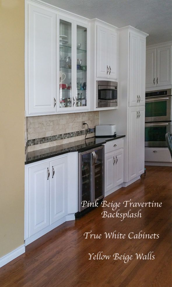 Ask Maria Is My Travertine Backsplash