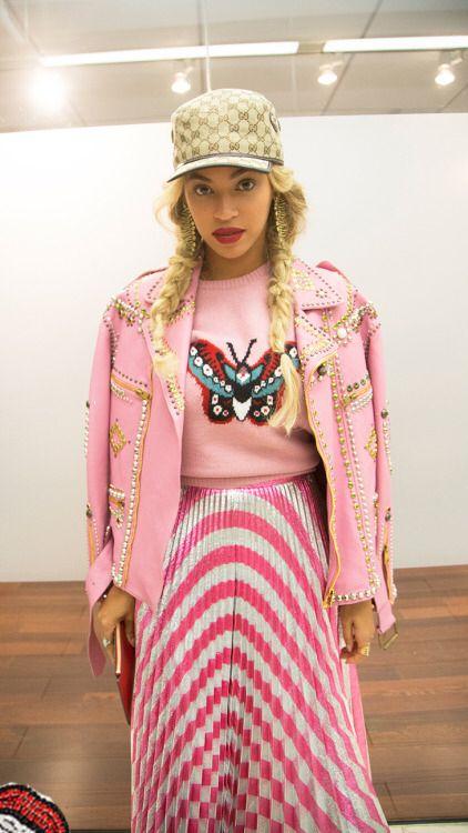 Beyoncé in New York City, (Oct. 3rd, 2016)