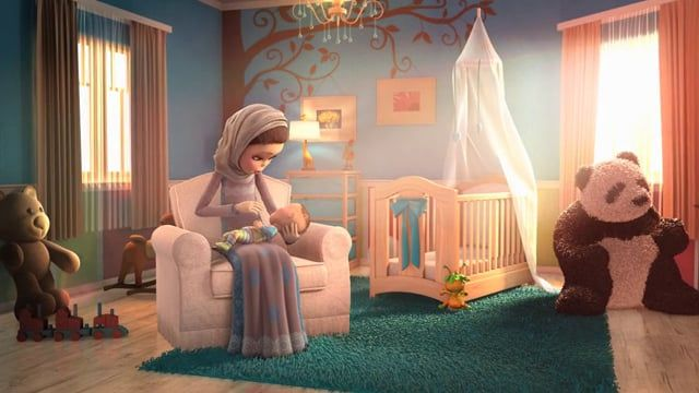 Baby TVC//Ionart Studio
