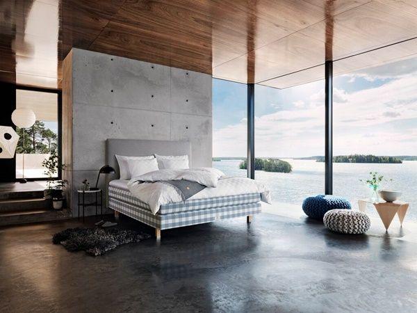 Hästens lanserar en ny säng – Special Edition 2015 Ocean Blue ‹ Dansk inredning och design