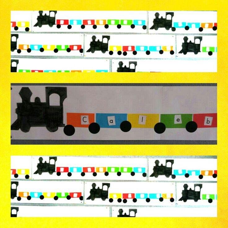 Name Train