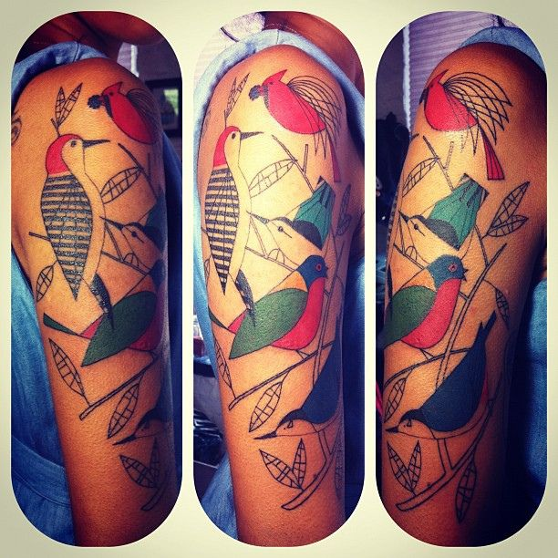 19 best images about tattoos geometric on pinterest for Charlie s tattoo